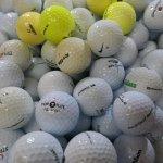Golfbälle - Lakeballs