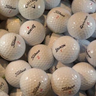 Golfbälle Premium Mix extra TOP BRANDS