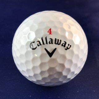 Golfbälle Callaway Chrome