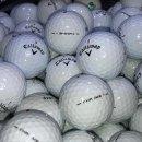 Golfbälle Callaway Chrome AAA