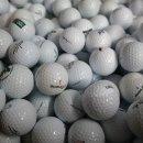 Golfbälle Mix 200 weiß