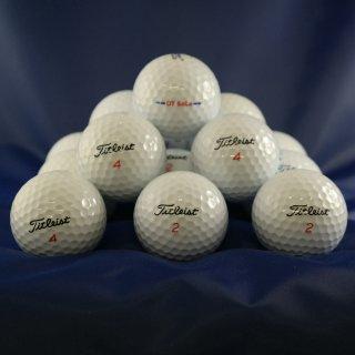 Golfbälle Titleist DT Solo - AAAA