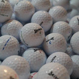 Golfbälle Srixon Mix