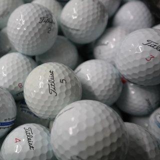 Golfbälle Titleist Pro V1 V1x - AAAA