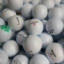 Golfbälle Mix 100 weiß