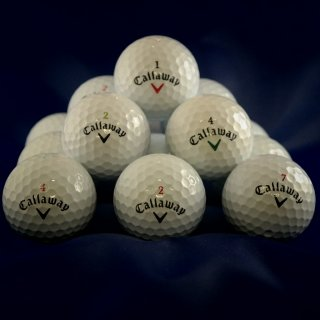 100 Golfbälle Callaway Mix - AAA