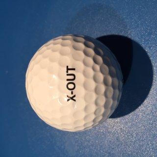 Golfbälle Titleist Pro V1 Practice/X-OUT - AAA - AA