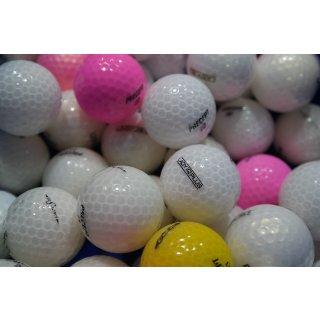 Golfbälle crystal - Qualität AAAA/AAA gemischte Farben
