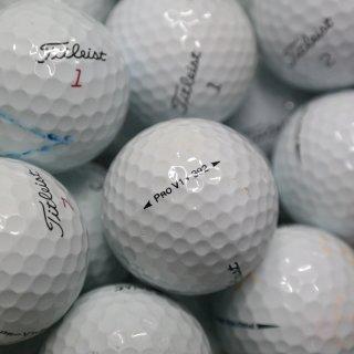 Golfbälle Titleist Pro V1 V1x - AA